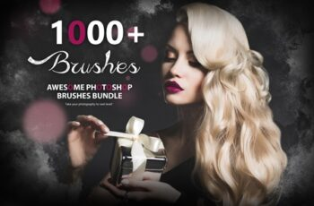1000+ Awesome Photoshop Brushes 4602866 3