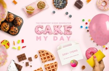 Cake My Day! The Sweetest Scene Gen 4698853