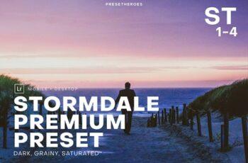Stormdale Moody Lightroom Preset 4552569 4