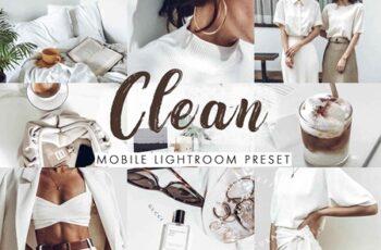 Clean Mobile Lightroom Presets 4488115 5