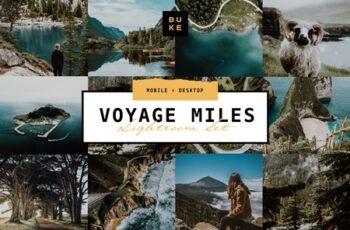 6 Voyage Miles Preset Bundle 4722551 5