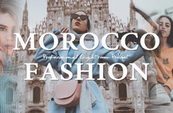 Morocco Fashion Lightroom Presets 4566993 4