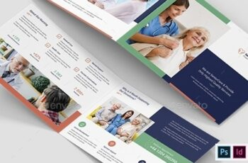 Brochure – Senior Care Bi-Fold A5 Landscape 26006211 7