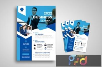 Business Seminar Flyer PUAPT4K 7