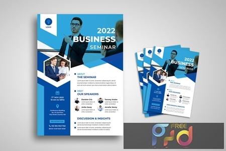 Business Seminar Flyer PUAPT4K 1