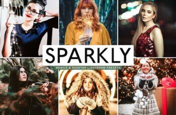 Sparkly Mobile & Desktop Lightroom Presets 4749588 5