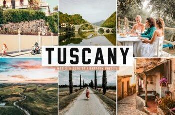 Tuscany Mobile & Desktop Lightroom Presets 4751529 6