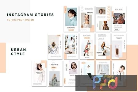 Instagram Stories Urban Fashion Style Q56E4FE 1