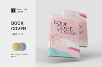 Book Cover Mockup Set 3713886 5