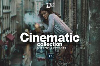 CINEMATIC Lightroom Presets 4628338 2