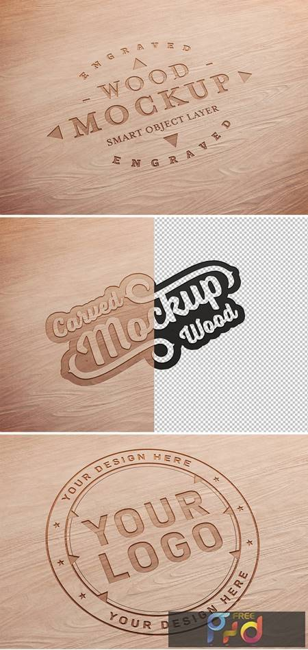 Carved Wood Text Effect Mockup 333527780 1