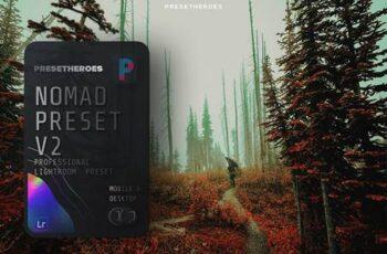 Nomad Lightroom Preset v2 4677818 4