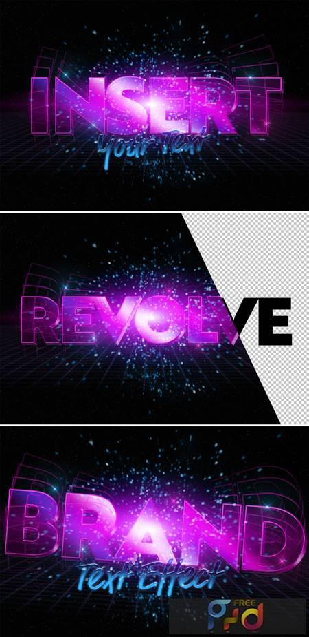 Neon Purple Text Effect Mockup 333526067 1