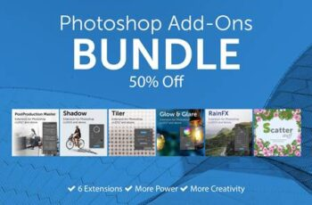 Photoshop Add-Ons Bundle 4567219