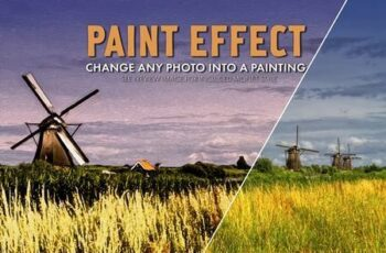 Painting Photo Effect Mockup 333494910 7