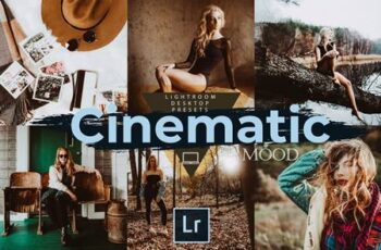 Cinematic Mood LR Desktop Presets 4709283 3
