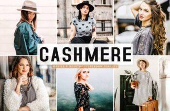 Cashmere Lightroom Presets Pack 3786819 6