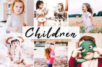 Children Lightroom Presets Pack 3786879