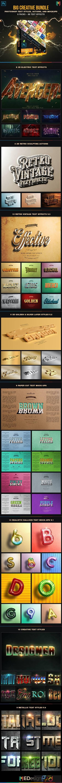 66 Creative Text Effects Bundle 5 26168423 1