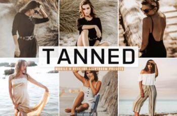 Tanned Lightroom Presets Pack 3807534 5