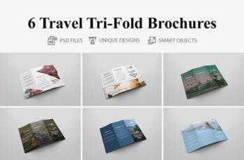 Travel Tri-fold Brochures 4401680 10