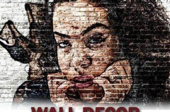 Wall Decor Photoshop Action 26018105 4