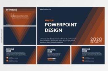 Creative Powerpoint Template Vector 3789199 6