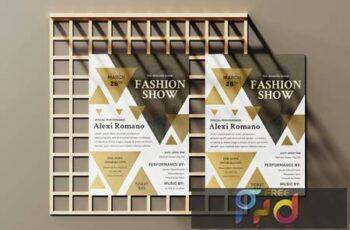 Fashion Flyer Template Vol 02 X5GZNEM 7