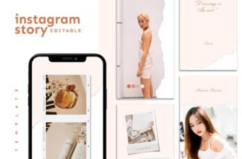 Instagram Story Template 3783662 5