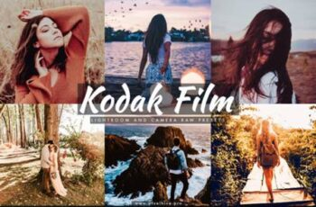 Kodak Film Lightroom & ACR Presets 3827079 4