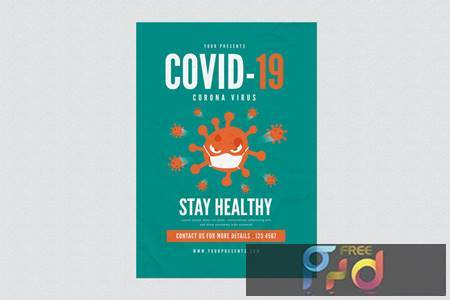 Virus Campaign-Flyer NH5CLQ2 1