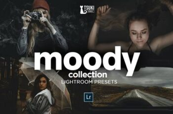 MOODY Lightroom Presets 4732975 6