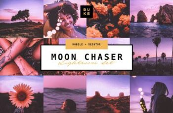 Moon Chaser – Lightroom Moody Preset 4759385 8
