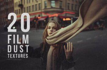 Film Dust Textures 4614837 4