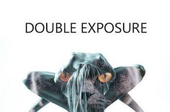 Double Exposure Photoshop Action-2 26277135 7