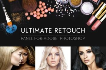 Ultimate Retouch Panel 3.8 7