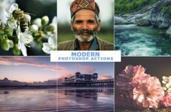 40 Modern Photoshop Actions 7 4711027 7