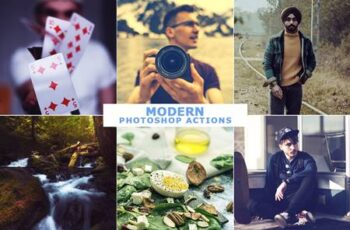 40 Modern Photoshop Actions 9 4729846 4