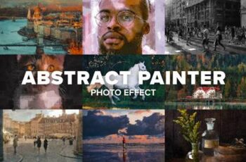 Abstract Painter - Photo Effect 4709840 15
