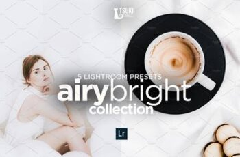 AIRY BRIGHT Lightroom Presets 4618974 3