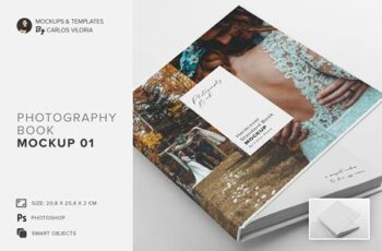 Hardcover Photo Book Mockup 01 4759750 8