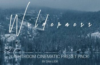 WILDRENESS -- Cinematic Preset Pack 4570533 3