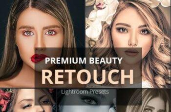 Skin Retouch Portrait Lightroom Presets 26176846 4