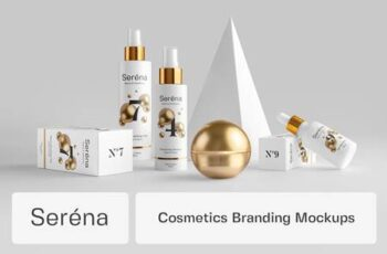 Serena – Cosmetics Branding Mockups Vol2 4767948 5