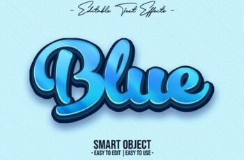 Text Effects Style 4 8