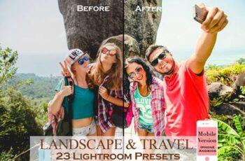 Landscape & Travel MOBILE Lightroom 4535512 5