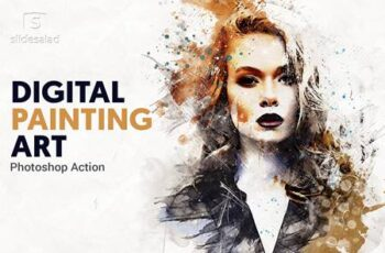 Digital Painting Photoshop Action 4611836 7
