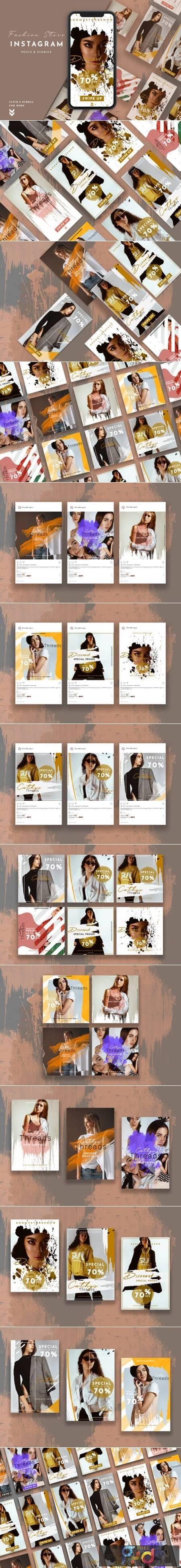 Fashion Instagram Stories & Posts 3815057 1