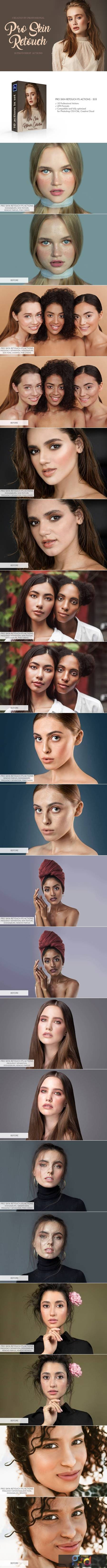 Pro Skin Retouch Photoshop Actions 4548028 1