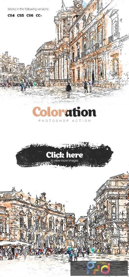 Coloration Photoshop Action 25931273 1